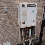 勝浦市でノーリツ製エコジョーズGT-C2462AWX-2へ取替