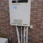 茂原市でノーリツ製ガス給湯器エコジョーズGT-C2462SAWX-2へ取替